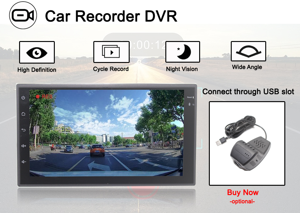 7 USB DVR camera -