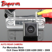 Mercedes Benz CLK CLS W209 C209 A209 02~09 CCD Night Vision Back Reverse Camera Rear view Camera Car Parking Camera