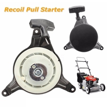 Mayitr Recoil Pull Starter For GXV120 GXV140 GXV160 Lawn Mower Parts