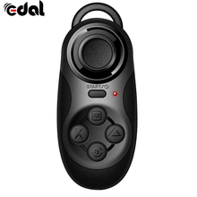 Buy EDAL Bluetooth Remote Controller Game Joystick Gamepad Console Selfie Shutter Android iOS Smartphone 3D VR Glasses for $3.20 in AliExpress store