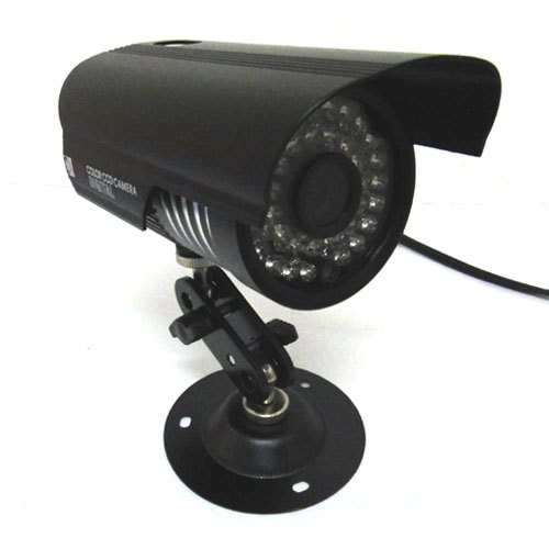1/3 800TVL IR Color CCTV Outdoor waterproof 36LEDs Day Night vision CMOS security camera<br>