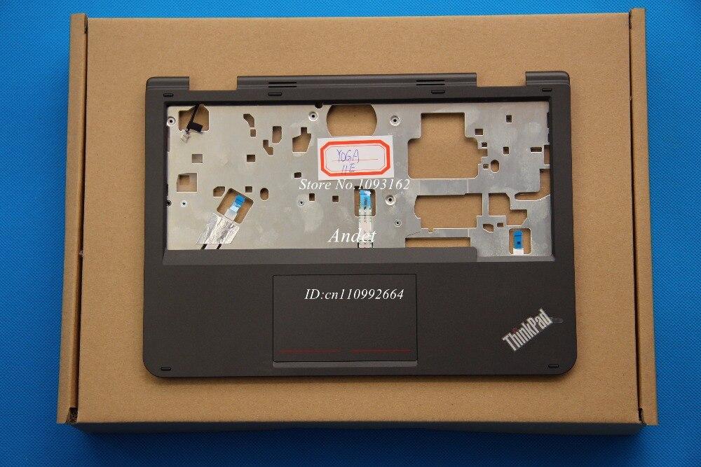 New Original Lenovo Thinkpad 11E Yoga 11E Palmrest Top Keyboard Bezel Cover 00HW160 38LI5TALV00<br><br>Aliexpress