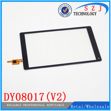 "New 8"" Case for Voyo WinPad A1 mini Cube U80gt DY08017(V2) Capacitive Touch screen panel Digitizer Glass Sensor Free Shipping(China)"