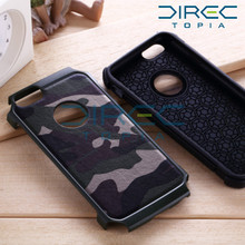 Camouflage Shockproof Rubber PC Gel TPU Hybrid Case Cover For Apple iPhone 5S SE 6 6S 6 Plus Luxury Armor Cases Shell Coque Capa