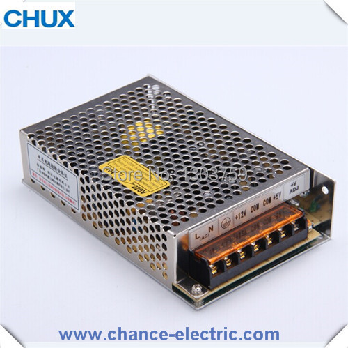 Two group dual output LED  switching mode power supply 5v 12v 50w Smps (D-50A)<br>