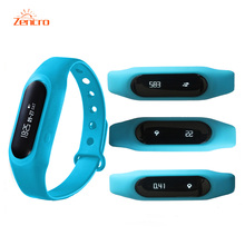 ZENCRO wrist band usb charging cable no voice recorder sport watch(China)