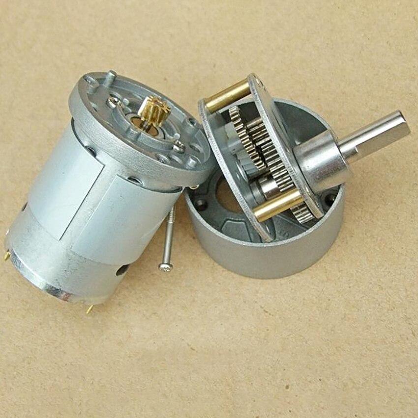 DC5V 6V ZGB37R Gear motor High torque Smart lock motor Gearmotor Electric motor