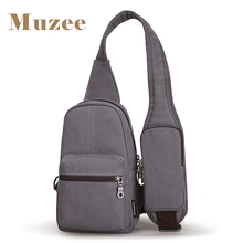 2017 Muzee Spring New Arrival Chest Bag& Sling Bag Magic Pocket Design Shoulder Bag Magic Pocket Suit for 4.7 inch phone(China)