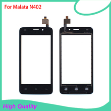 Original Touch Screen Digitizer Assembly For Malata N402 402 100% Guarantee Hot Selling Mobile Phone Touch Panel Free Tools