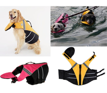 Pet Safety Clothes Vests For Dog Coat Flotation Dog Life Jacket Aid Buoyancy Swimming  Safety Vest For Small Big Dog Supplies