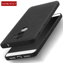 MAKAVO Cover For Letv LeEco Le 2 Case Le2 Pro LeEco Le S3 Matte Silicone Fundas Back Housing Soft Phone Cases For LeEco Le Max 2(China)