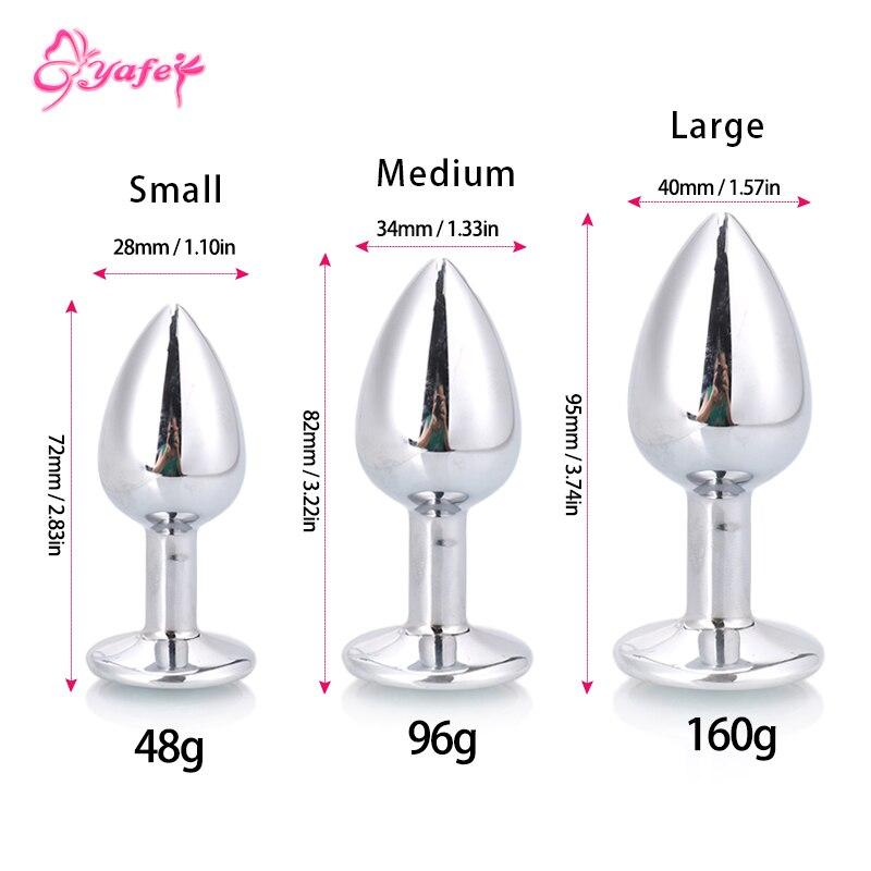 Anal butt plug (6)
