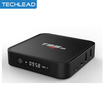 Free Shipping Android 6.0 wifi Set Top Box Quad Core S905X Chipset 1GB 8GB Smart TV Box HD H.265 Network Media Player DLAN T95M(China)