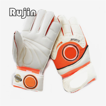 Adullt Professional Football Gloves Latex Goalkeeper Gloves soccer Training Gloves size 9.5