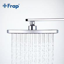 FRAP New Arrival 230*230mm Bathroom ABS shower head top water saving Overhead rain shower F003-20(China)
