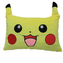 16inch NEW Pokemon Pikachu Plush Toys Soft Stuffed Pillow  Cushion Doll Brithday Gift For Girl friend