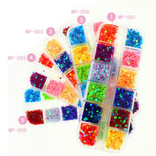 New Nail Decorations 2017 Japanese Nail Art Glitter Shapes Pink Crystal Rhinestone Super Shiny Rhinestones Skull Nail Decor