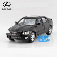 Free Shipping/KiNSMART Toy/Diecast Model/1:36 Scale/Japan Lexus IS300/Pull Back Car/Educational Collection/Gift For Children(China)