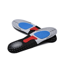 1Pair Unisex Orthotic Arch Support Shoe Pad Sport Running Gel Insoles Insert Cushion for Women Foot  Care Massager C533