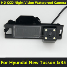 For Hyundai New Tucson IX35 2006 2007 2008 2009 2010 2011 2012 2013 2014 Car CCD Night Vision Backup Rear View Camera Parking