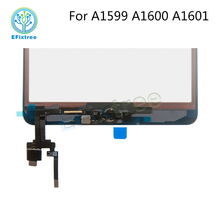 Grade A High Quality A1601 A1600 A1599 LCD Touch Panel For iPad mini 3 Digitizer Front Glass Display Assembly Black White(China)
