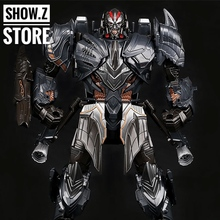 [Show.Z Store] Model Wizard MW-001 Rendsora Oversized The Last Knight Voyager Class Transformation Action Figure