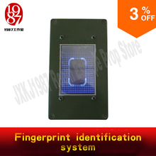 Finger Print Scanner prop Escape room game Fingerprint identification puzzle identify the fingerprint to release lock JXKJ1987(China)