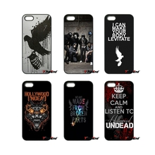 For Moto E E2 E3 G G2 G3 G4 G5 PLUS X2 Play Nokia 550 630 640 650 830 950 Hollywood Undead mask Fly Eagle Wings Phone Case(China)