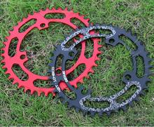 DECKAS Round 104BCD 40T/42T/44T/46T/48T/50T/52T Cycling Chainring MTB Bike Chainwheel Crankset Plate BCD 104mm free shipping