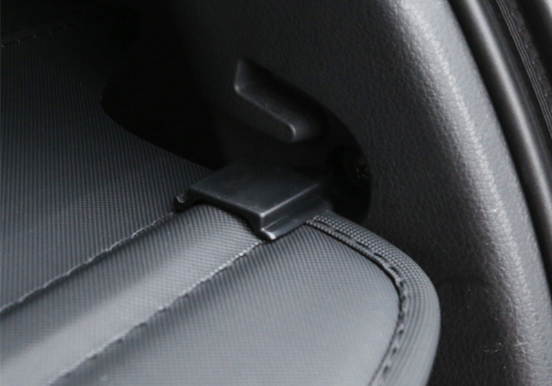 rear parcel shelf 2007-2016 FOR Mitsubishi Outlander  trunk cover material curtain rear curtain retractable spacer 13 (7)