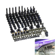 Motorcycle accessories Fairing Bolt Screw Fastener Fixation for yamaha tmax 500 kawasaki er6f cover  kawasaki vulcan gsxr 750 r6