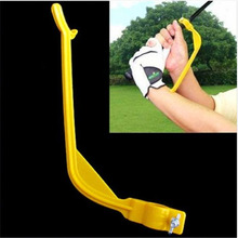 Professional Golf Clubs Insure Practice Swinging Training Aid Tool Educational Trainer Guide Alignment Wrist Arm corrector