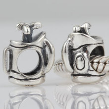 New DIY Sport Golf Bag Charms Original 100% Authentic 925 Sterling Silver Beads fit for Pandora bracelets & Necklaces