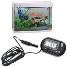 Professional Digital LCD Fish Tank Aquarium Thermometer with C/F unit switch(China)