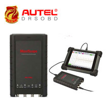 AUTEL MaxiScope MP408 Basic Kit 4 channel automotive oscilloscope work with PC & Maxisys Reads and displays electrical signals
