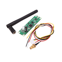 Durable Wireless DMX512 2.4G Led Stage Light PCB Modules Board LED Controller Transmitter Receiver with Antenna(China)