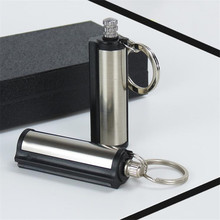 Useful Emergency Fire Starter Flint Match Lighter Metal Outdoor Camping Hiking Instant Survival Tool Safety Durable accessory(China)