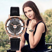 Buy MEIBO Brand Hollow Watches Fashion Luxury Women Creative Leather Watches Casual Quartz Wristwatches Clock Relogio Feminino for $2.39 in AliExpress store