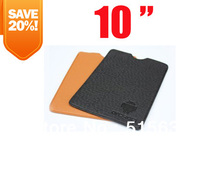 Universal bag Leather Cover bag Case Android Robot Pattern holster pouch Tablet PC MID E-book