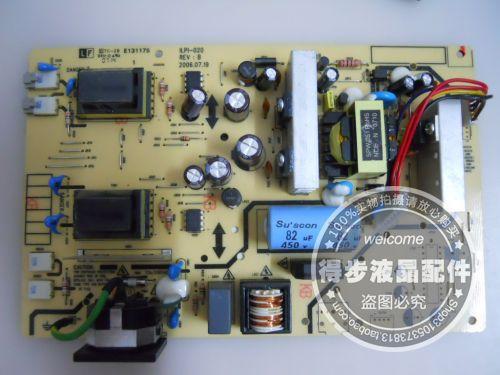 Free Shipping&gt;Original  VA703-3 Series Power Board ILPI-020 490681400100R-Original 100% Tested Working<br>