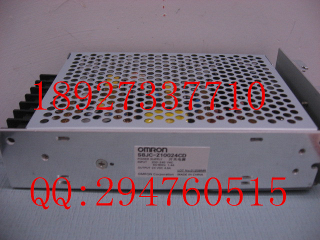 [ZOB] 100% new original OMRON Omron Switching Power Supply S8JC-Z10024CD 100W DC24V  --5PCS/LOT<br>