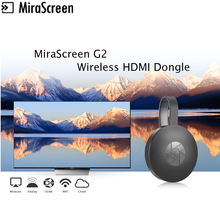 Original MiraScreen G2 Wireless HDMI Dongle TV Stick 2.4G 1080P HD TV Dongle Plug Support Airplay DLNA Play Google Chromecast(China)