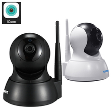 H.264+ 720P Wireless Pan/Tilt WIFI IP Camera Support IOS & Android APP and PC(China)