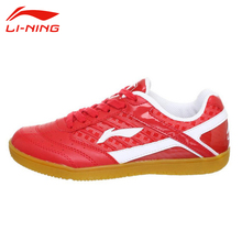 LI-NING Women Table Tennis Shoes Li Ning Support Hard-Wearing Anti-Slippery Sweat-Absorbant.Breathable Balance Sneakers APTH002(China)