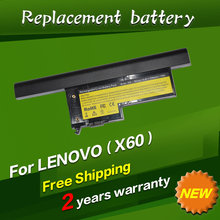 JIGU NEW LAPTOP BATTERY FOR IBM LENOVO X60 X61 Series, THINKPAD X60S X61S ,will not be non-original battery warning