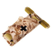 Outdoor fighting tourniquet aid medic QH Application Tourniquet first aid MultiCam Black AOR1 2 MC TYPHON(China)