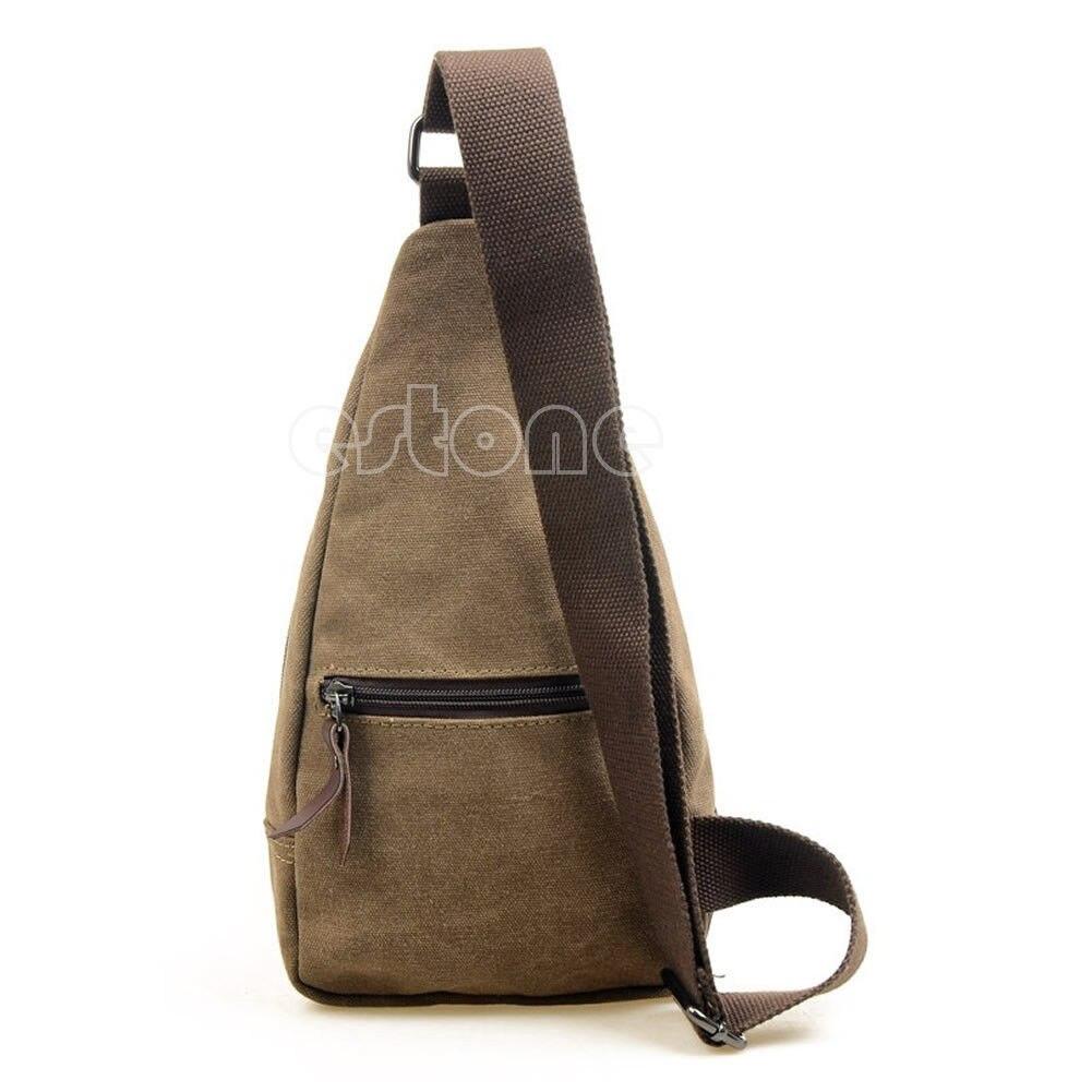 Chest Pack Fashion Hot Sell Mens Canvas Satchel Military Bag Cross Body Handbag Messenger Shoulder<br><br>Aliexpress