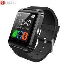 Original Bluetooth Smart Watch U8 Smartwatch U Watch For Samsung Sony Huawei Xiaomi Android Phones Good