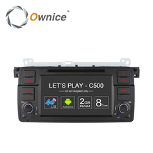 4G SIM LTE Octa Core Android 6.0 Car DVD Player For BMW 3 Series E46 M3 Rover 75 MG ZT Radio GPS Navigation 2GB RAM 16GB Flash