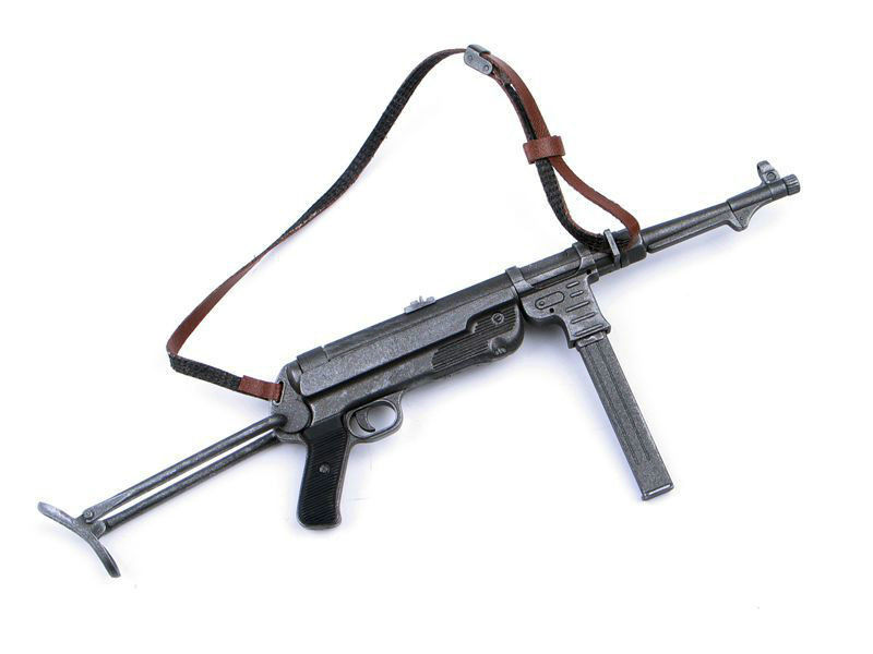 1:6 Action Figure Dragon WWII Germany Soldier Model MP40 Submachine Machine Gun Weapon For Military 12 Action Figure Toys B<br><br>Aliexpress